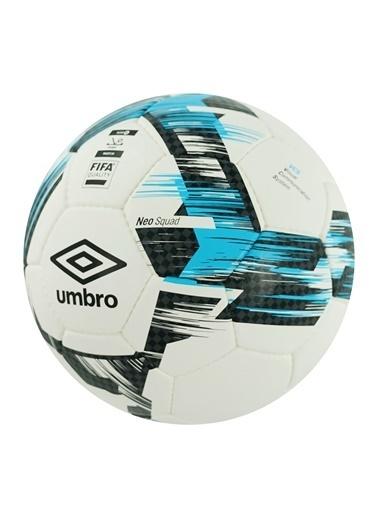 Umbro 26548U Neo Squad Fıfa Onaylı 4 No Futbol Topu Mavi Turkuaz